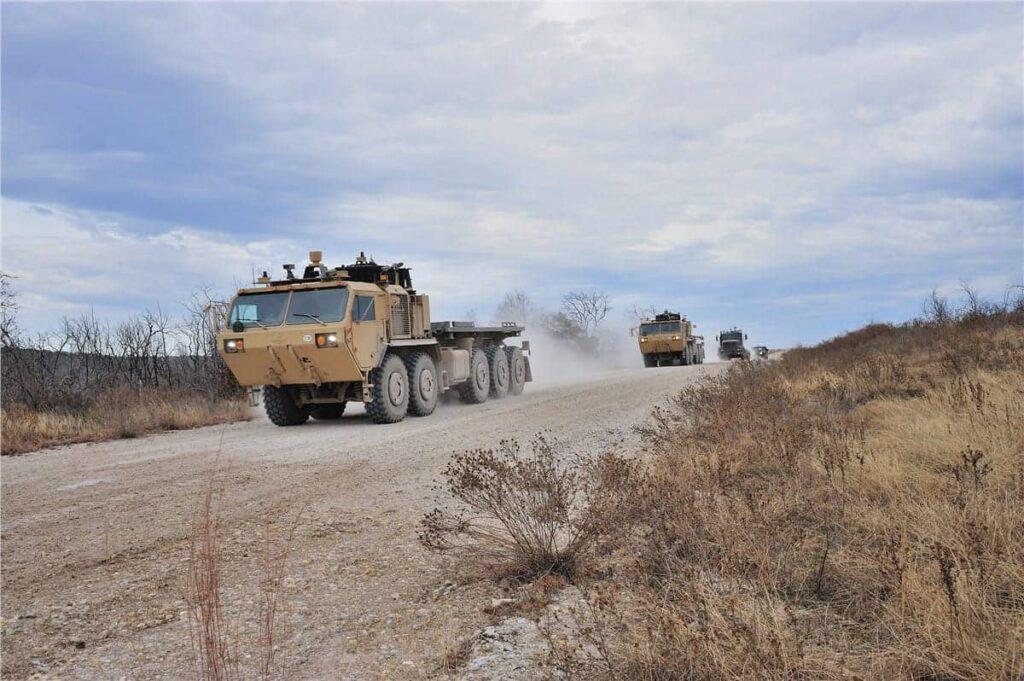Lockheed Martin US Army autonomous driving kit