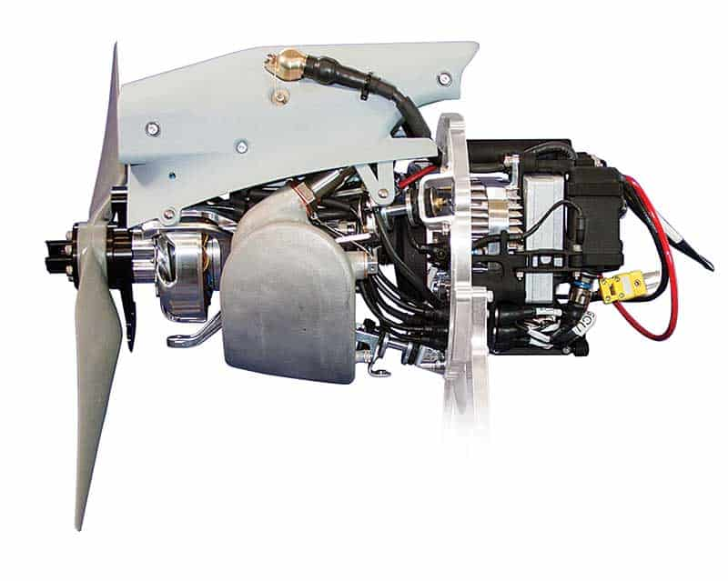 NW-44 Multi-Fuel UAV Engine