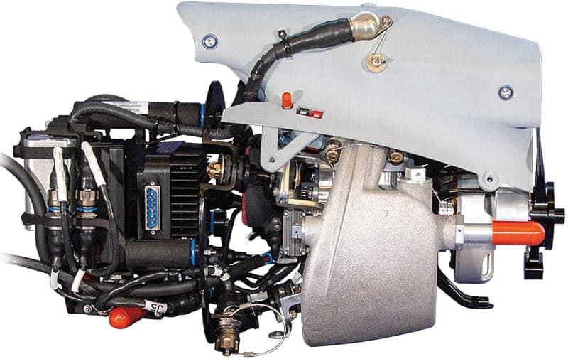NW-44 Multi-Fuel UAV Engine