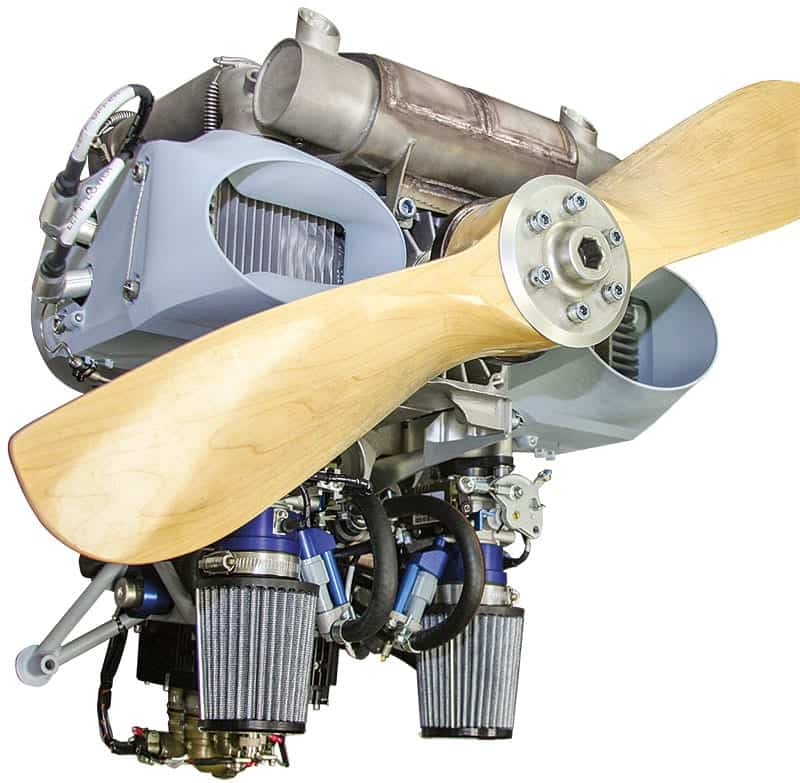 NW-500 UAV Gas Engine