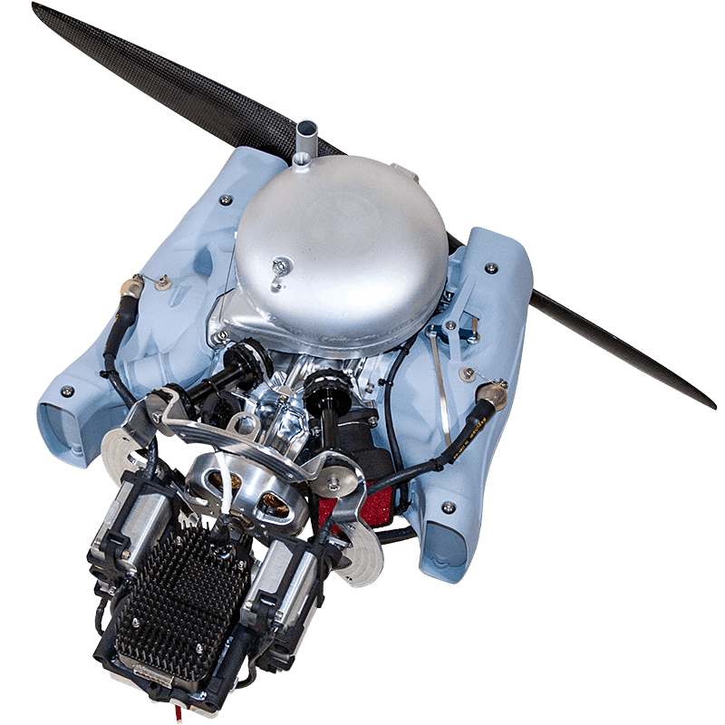 NW-88 Heavy-Fuel UAV Engine