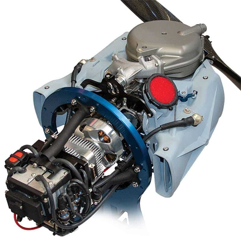 NW-88 Multi-Fuel UAV Engine