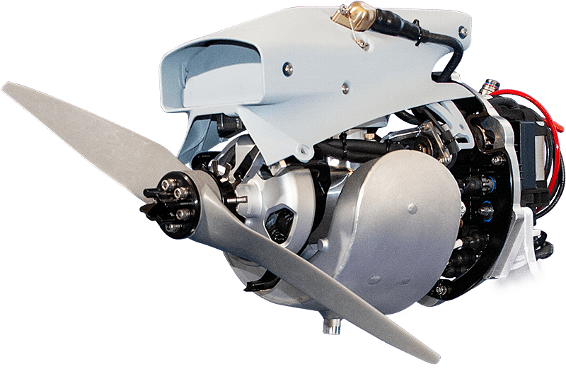 NW44 Multi-Fuel UAV Engine