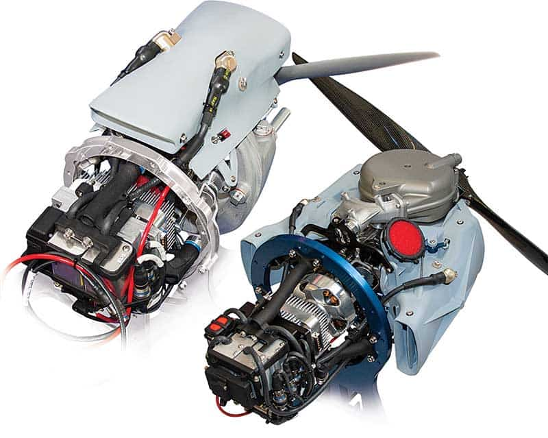 NWUAV Small UAV Engines