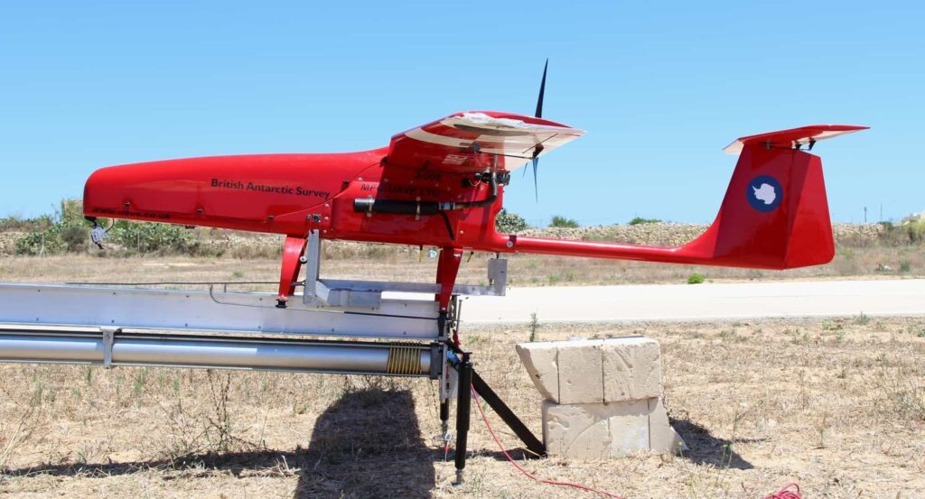 Prion Endurance Fixed-Wing UAV
