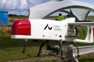 Prion Long-Distance Fixed-Wing UAV