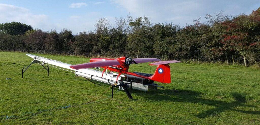 Prion Long-Range Fixed-Wing UAV