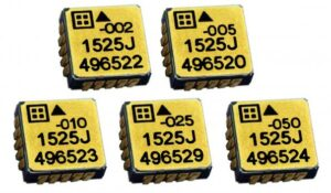 Silicon Designs Model 1525 Series MEMS Capacitive Accelerometers