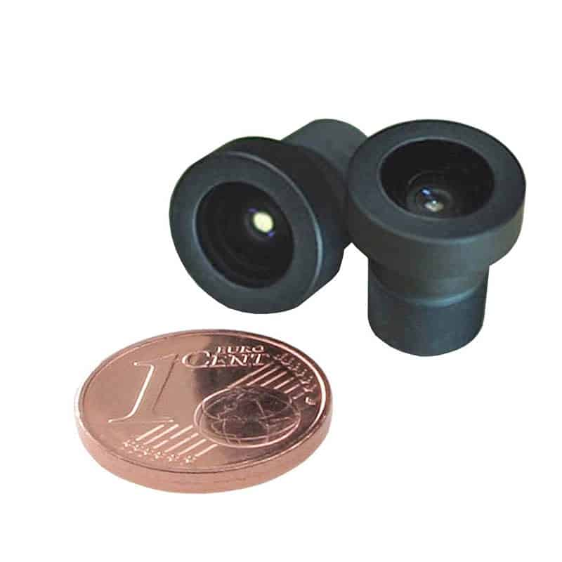 Sunex Miniature Lens for Small Module Drone Cameras