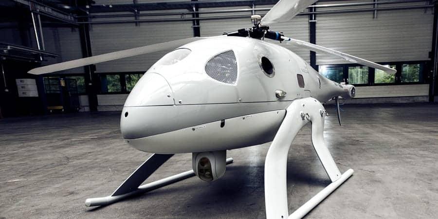 UMS SKELDAR R-350 VTOL UAS