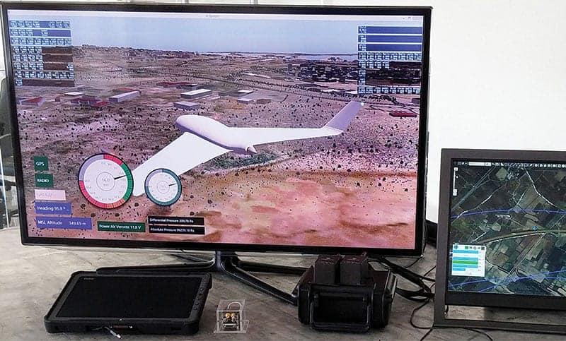 Veronte Hill UAV Simulator