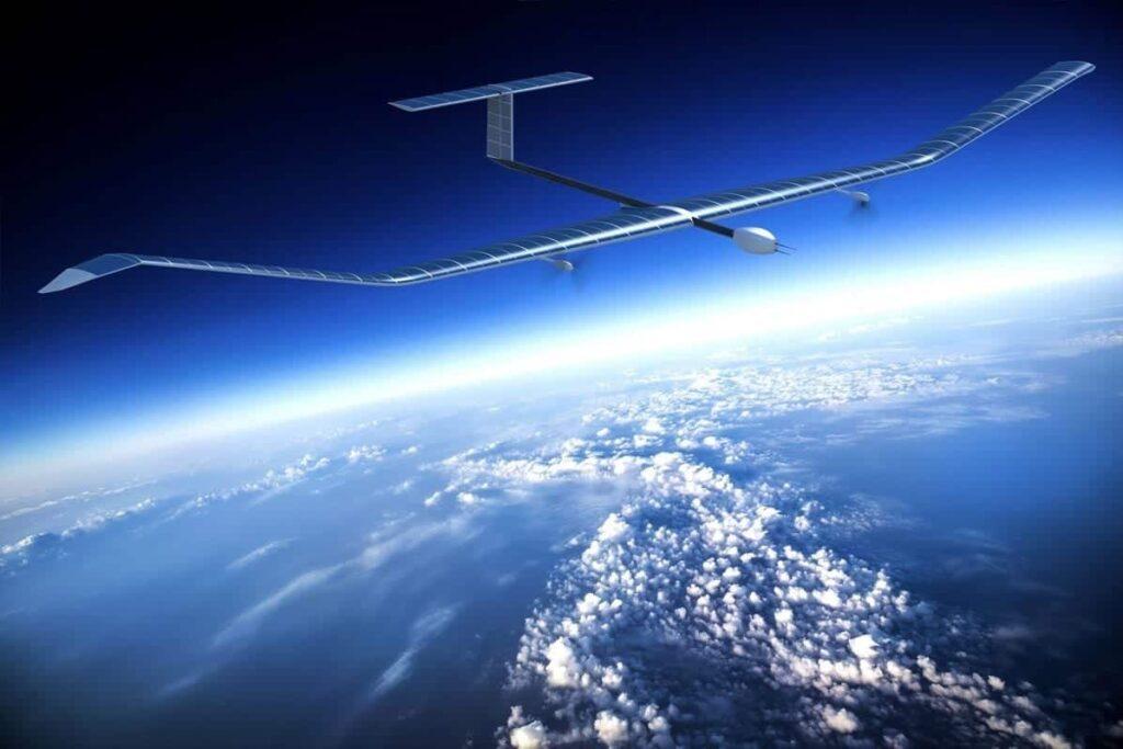 Airbus high-altitude drone