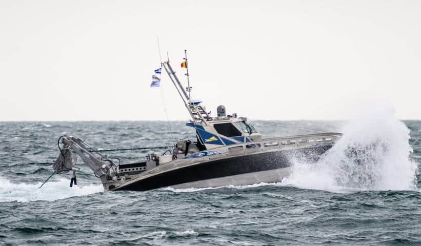 Elbit Systems Seagull USV