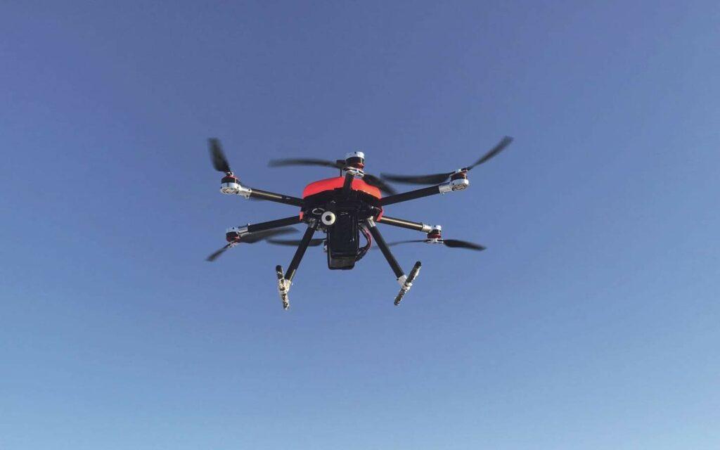 QTS Snyper VTOL Target UAV