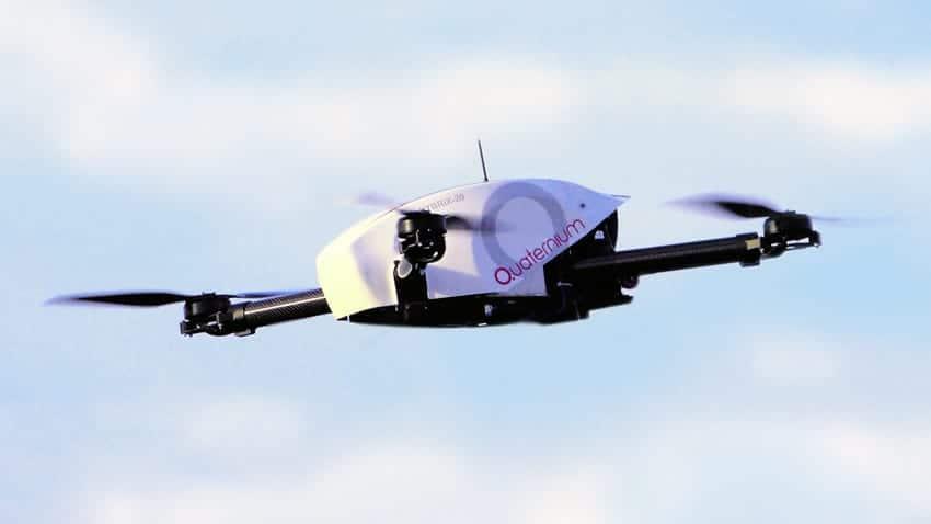 Quaternium Hybrix20 drone