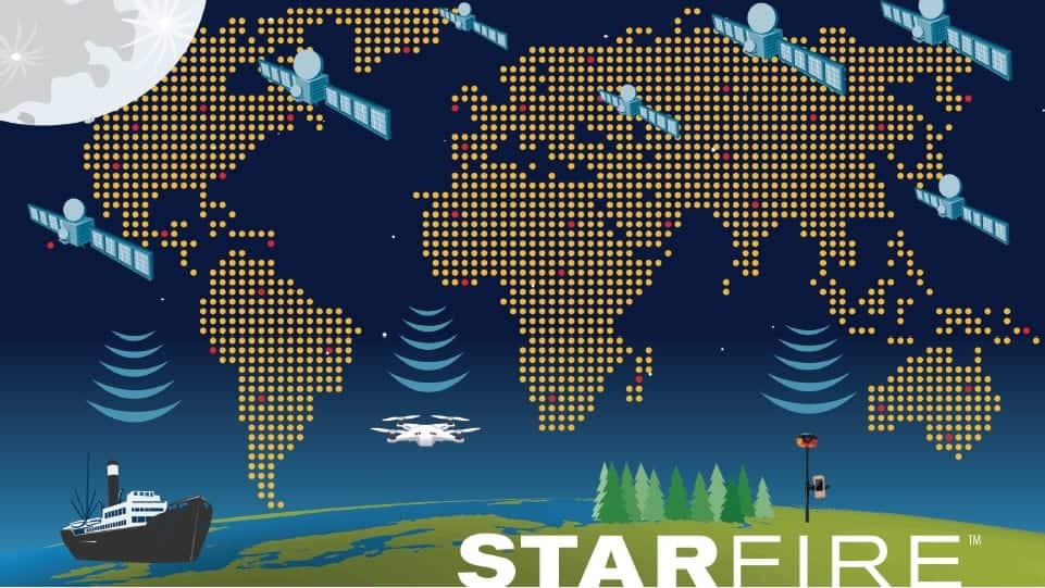StarFire GNSS Correction Service