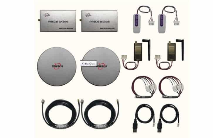 Tersus GNSS kit