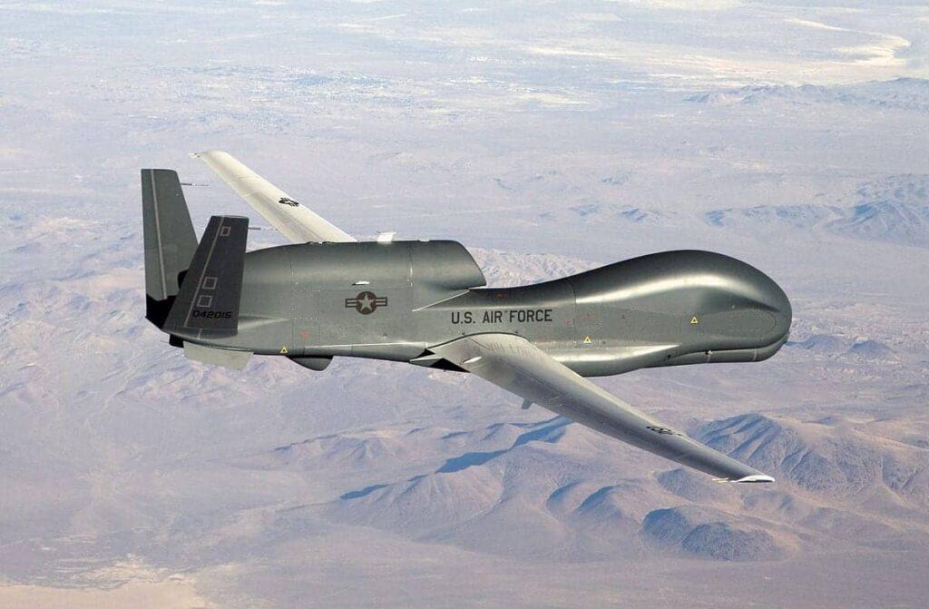 US Air Force UAV