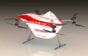 DDC Raven X1400 drone