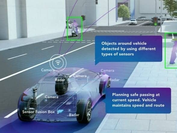 NXP Introduces Automated Vehicle Applications Development
