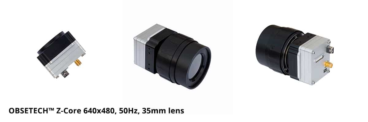 OBSETECH UAV Thermal Camera Cores