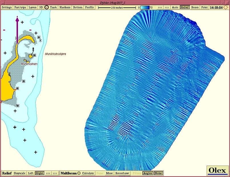 Advanced Navigation INS Integrated into Marine Survey