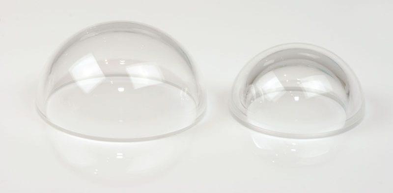 Precision Optical Domes for ROVs