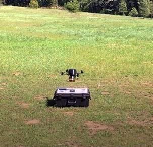 Sightline UAV Landing Aid Assist