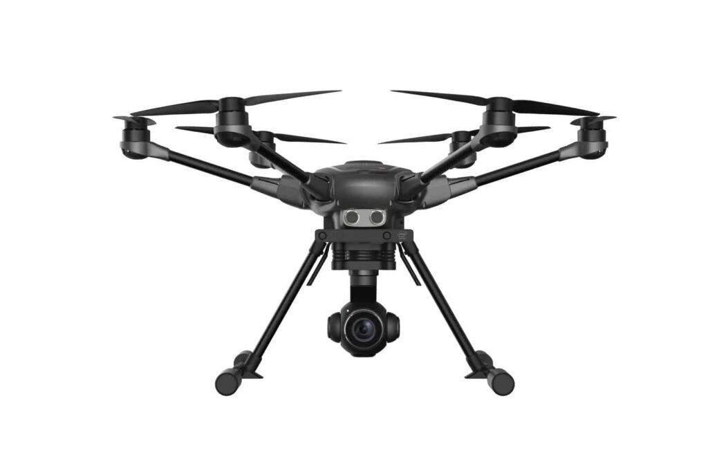 Yuneec Typhoon H Plus drone