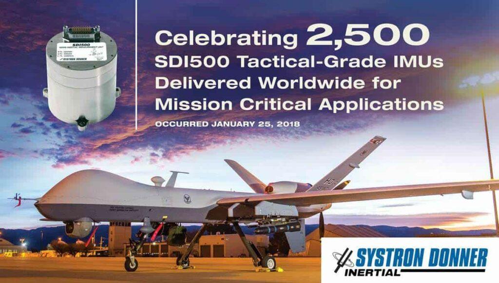 2500 SDI500 IMUs