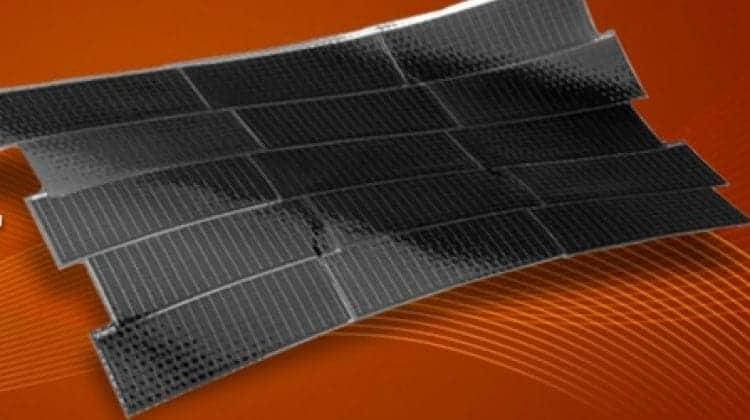 Single Junction Solar Power Module Sets Efficiency Record