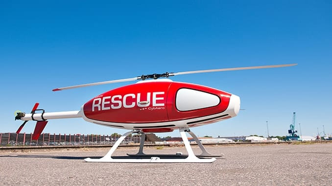 cybaero uas selected for search rescue in sweden unmanned