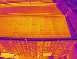 Drone Thermal Camera for Aerial Inspections