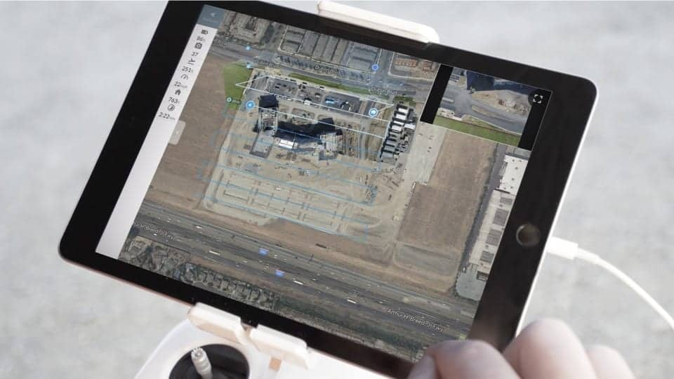 DroneDeploy Live Map