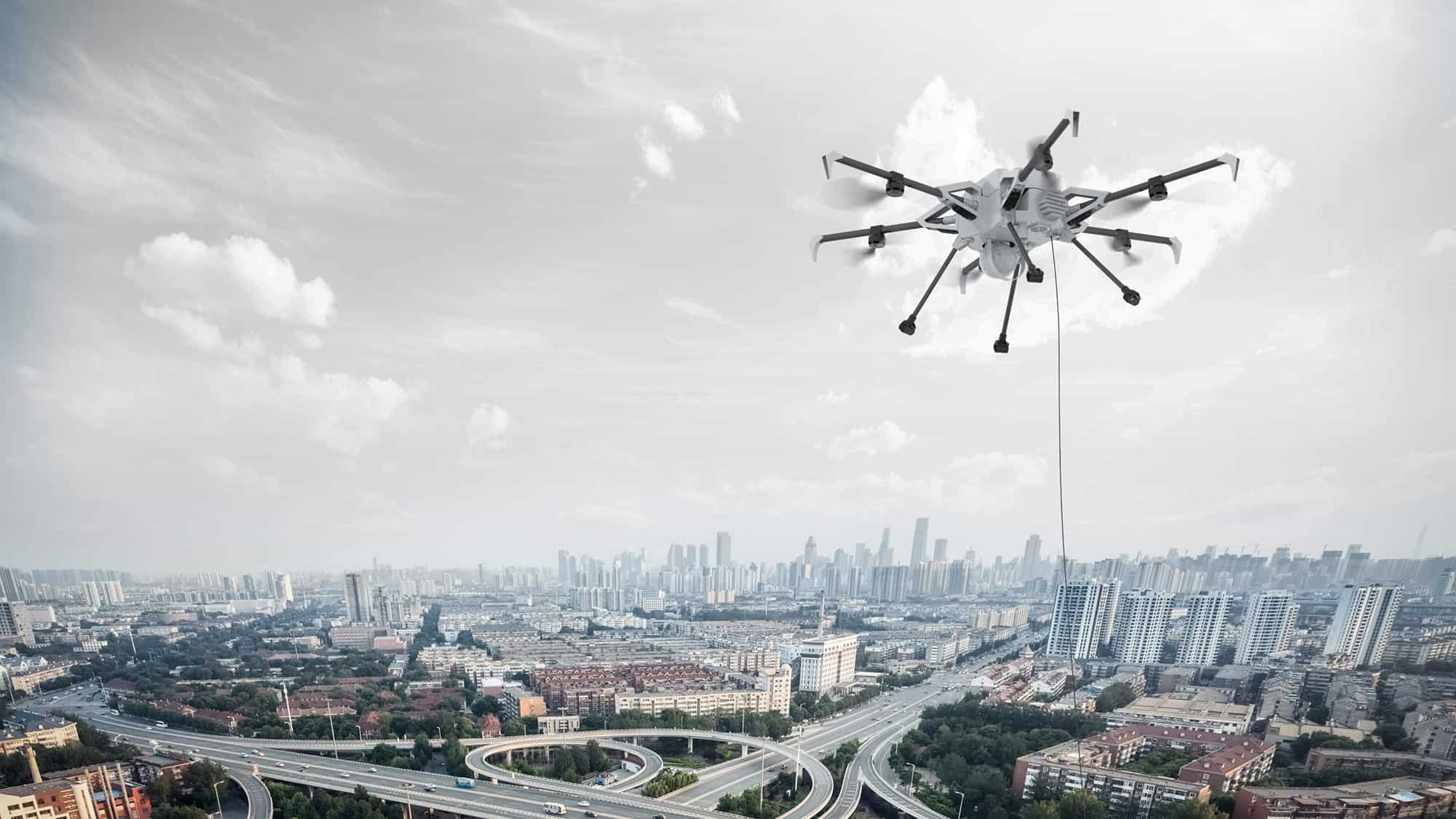 Elistair Develops Tethered Drone Systems For Military