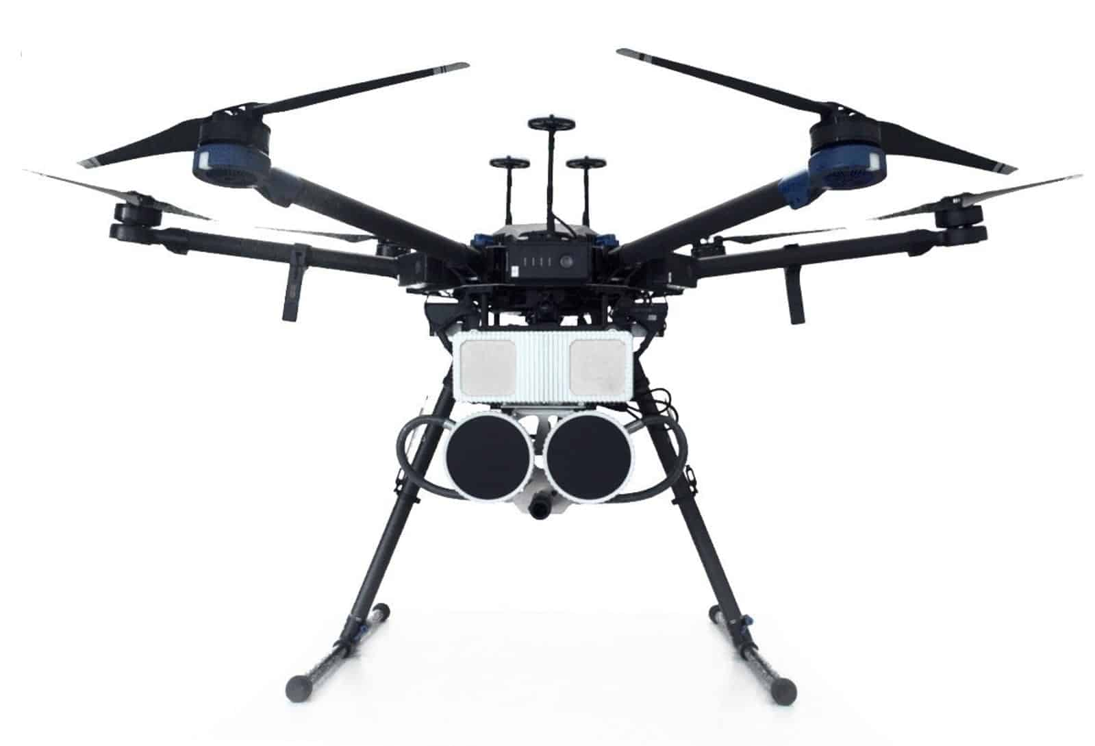 New Counter Uas Drone Uses Ai Enabled Radar Technology