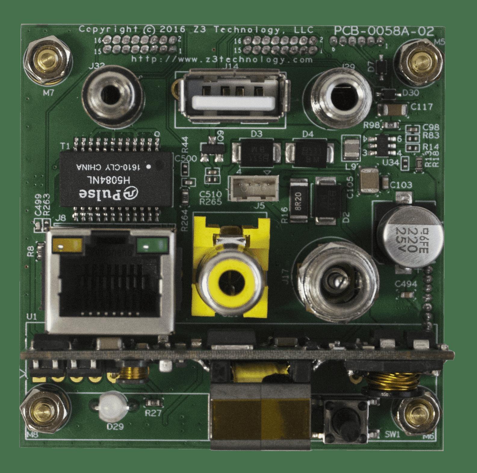 HE4K-DCK-10 Compact 4K Encoder