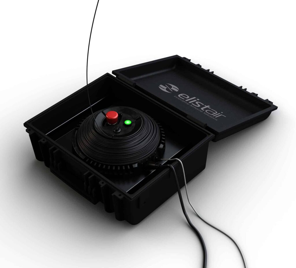 Ligh-T Drone Tethering Station