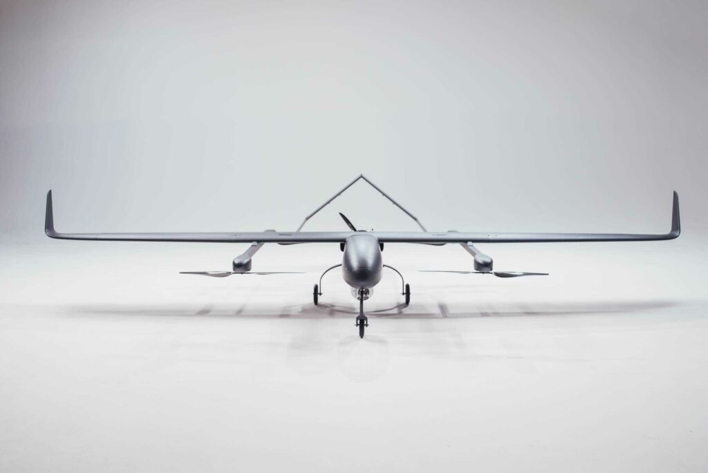 VTOL Upgrade Module Released for PD-1 Fixed-Wing UAS