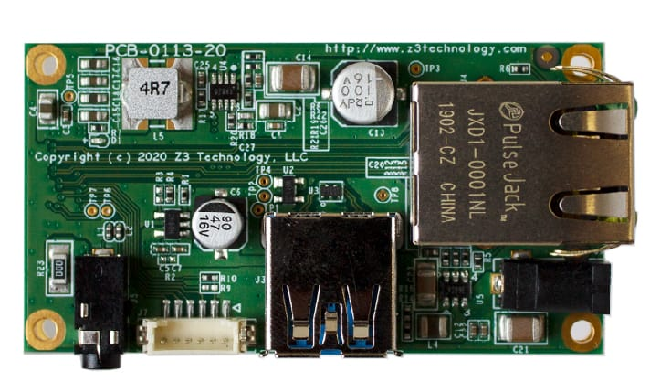 Ultra-Compact HD Camera Dock - HE2K-MINI-RPS