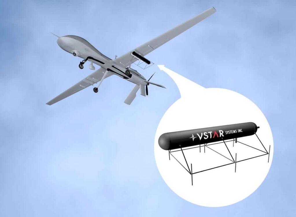 VStar Systems MA-C MiniPod SIGINT Sensor