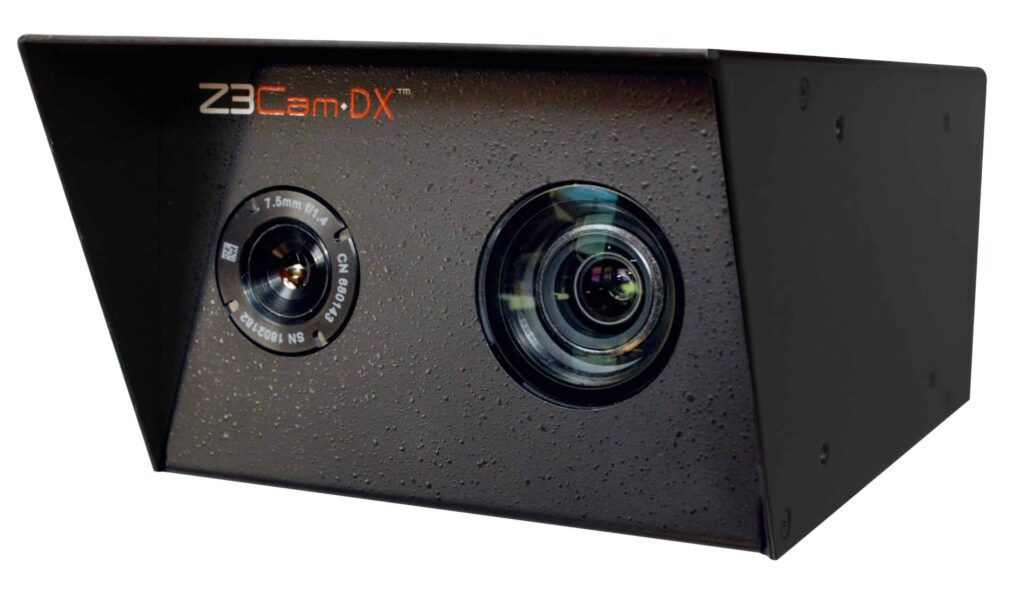 Z3Cam-DX Dual Thermal Imaging Drone Camera