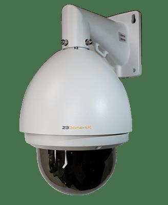 Z3Dome-4K Indoor:Outdoor 4K H.265 Camera Dome