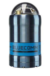 BlueComm Optical Communication System
