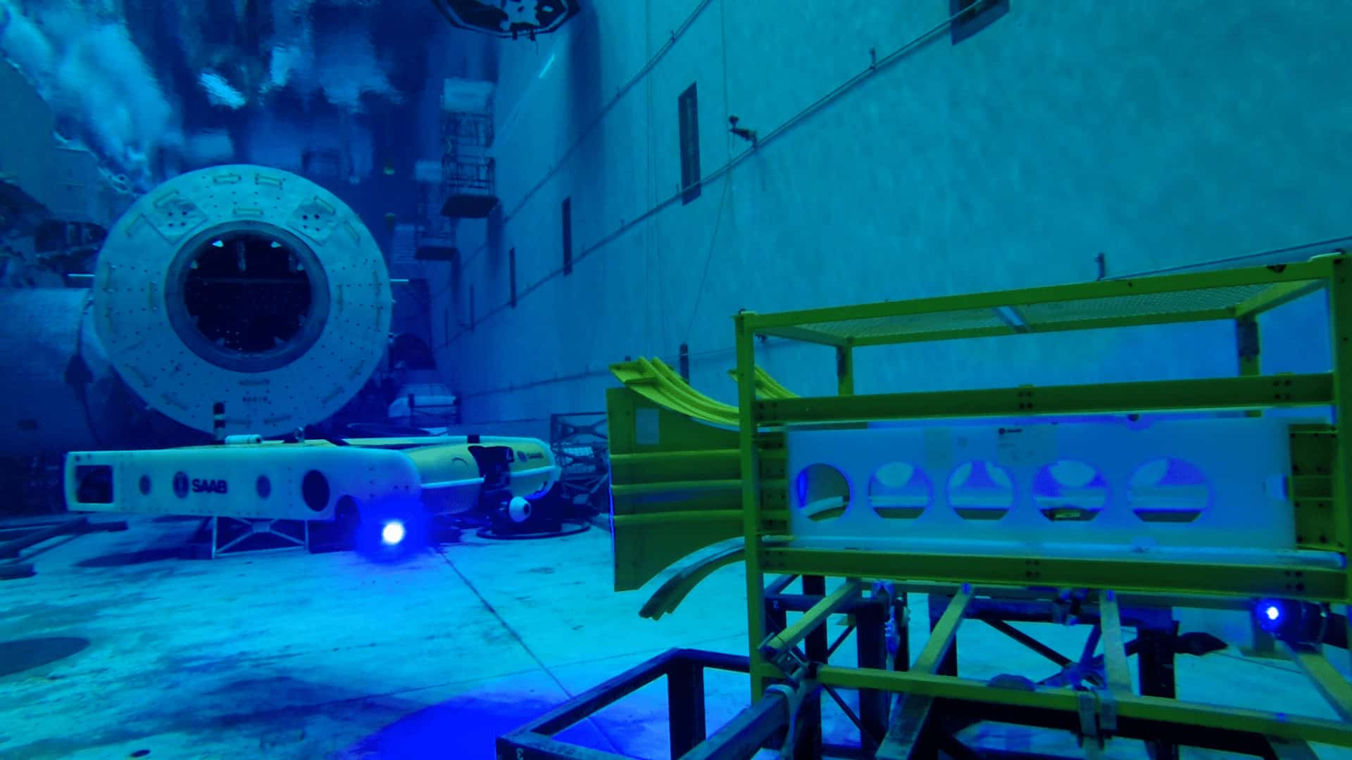 BlueComm underwater wireless optical communication