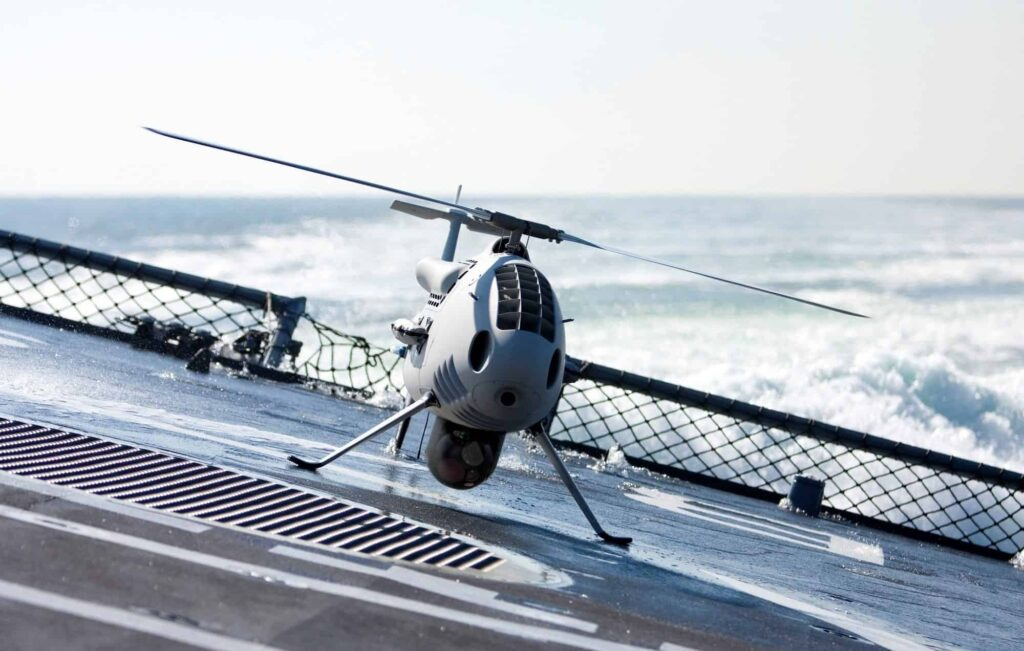 CAMCOPTER® S-100 Military Capabilities