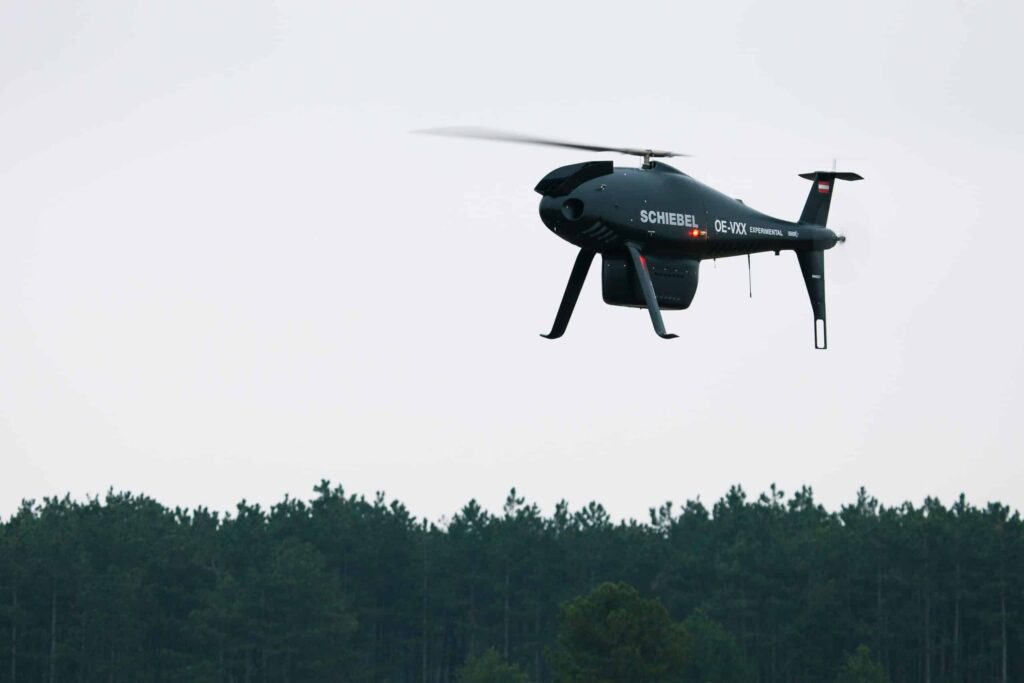 CAMCOPTER® UAS CBR Mapping