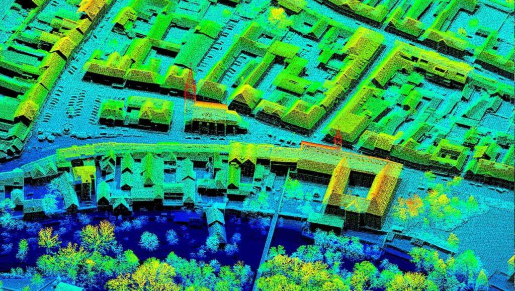 CAMCOPTER® UAS LIDAR Payload