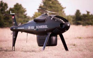 CAMCOPTER S-100 VTOL UAV