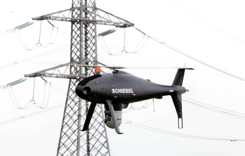 CAMCOPTER VTOL UAS Civil Applications